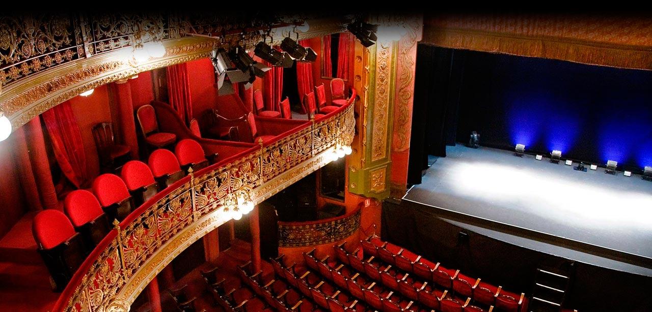 Cabecera teatro